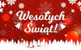 Życzenia świąteczne od klasy 4a